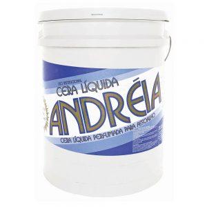 Cera Andréia Amarela Balde 18L