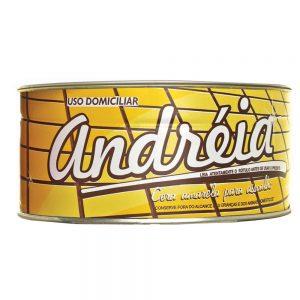 Cera Pasta Andréia Amarela 400g