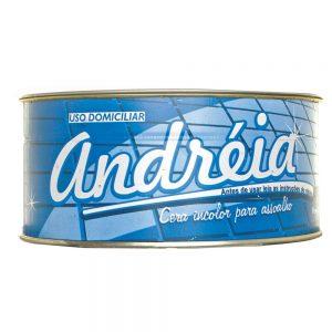 Cera Pasta Andréia Azul 400g