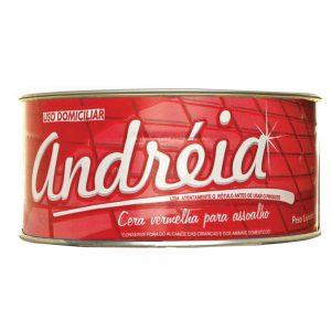 Cera Pasta Andréia Vermelha 400g