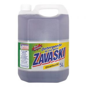 Detergente Zavaski Glicerinado 5L