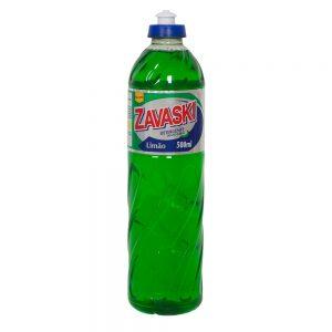 Detergente Zavaski Limão 500ml