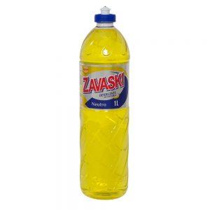 Detergente Zavaski Neutro 1L