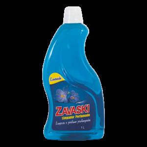 Limpador Perfumado Zavaski Lavanda 1L